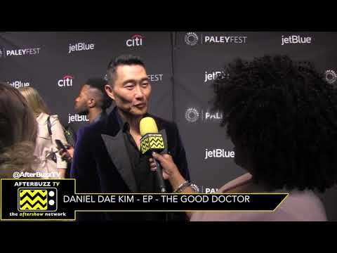 Daniel Dae Kim Talks Transition from Actor to EP at PaleyFest 2018