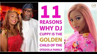 DJ Cuppy & 11 Reasons Why She Is The GOLDEN CHILD In The Otedola Household