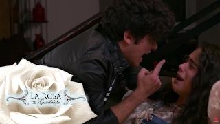 Salomé, maltratada por Agustín   El mejor de los recuerdos   La Rosa de Guadalupe