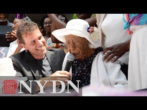 World's oldest living person celebrates 116th birthday