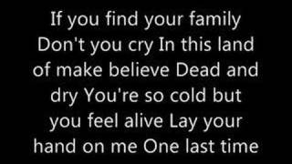 Repeat youtube video Breaking Benjamin - So Cold lyrics