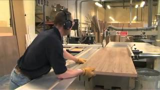 Manufacturing Process For Clarke Rendall Business Furniture - Video 1