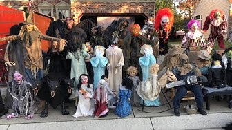 INSANE 50+ PROP COLLECTION FOR SALE - SPIRIT HALLOWEEN