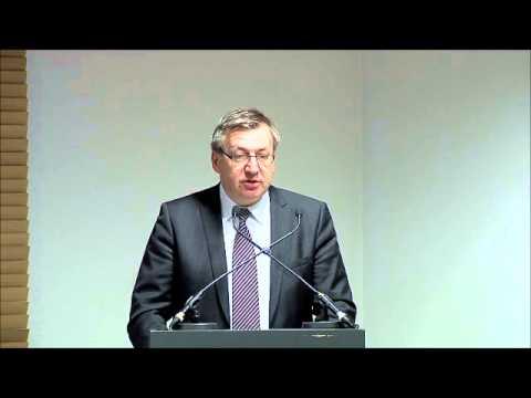 Minister of Finance of Belgium Mr Steven Vanackere