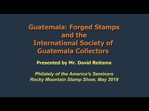 Home - International Society of Guatemala Collectors