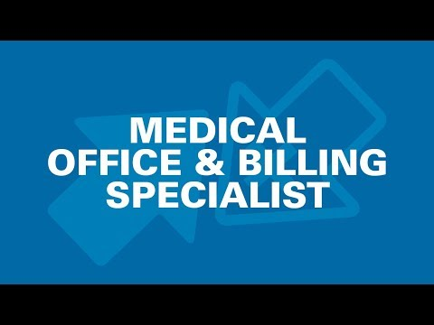 Medical Office and Billing Specialist