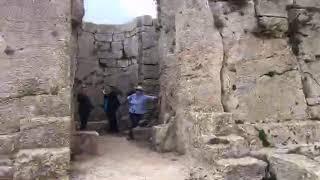 Monastery of San Simeon In Turkey: Megalithic Core