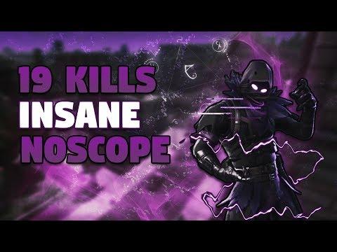19 kills Insane No Scope Finish