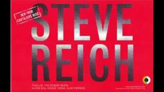 [FULL] Tehillim & The Desert Music:Steve Reich / Alarm Will Sound