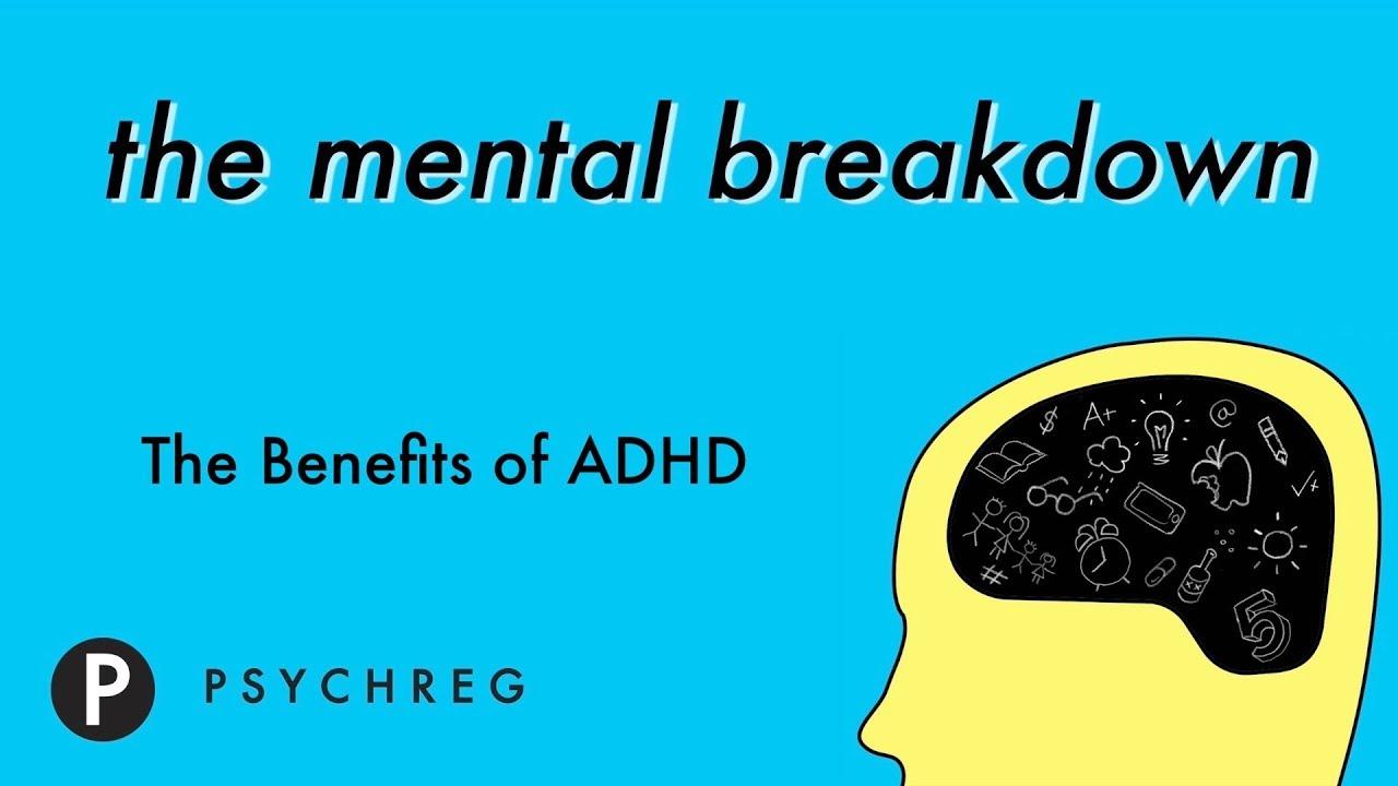 Understanding Benefits Of Adhd >> The Benefits Of Adhd