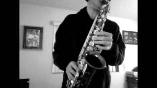 HOW TO play the famous Kirk Whalum sax solo from Whitney