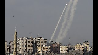 LIVE: Gaza skyline as Israel and Hamas escalate aerial bombardments  5-12-21