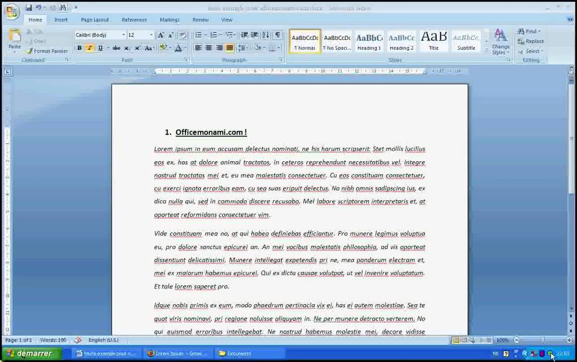 Ebook comment imprimer une enveloppe avec une imprimante for Enveloppe fenetre word