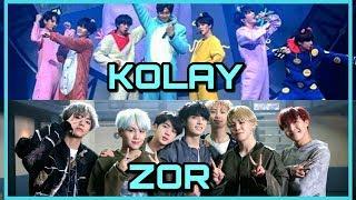 K-POP KOLAY VE ZOR DANSLAR