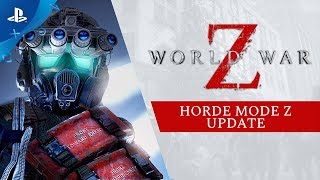 World War Z - Horde Mode Z Update Trailer | PS4