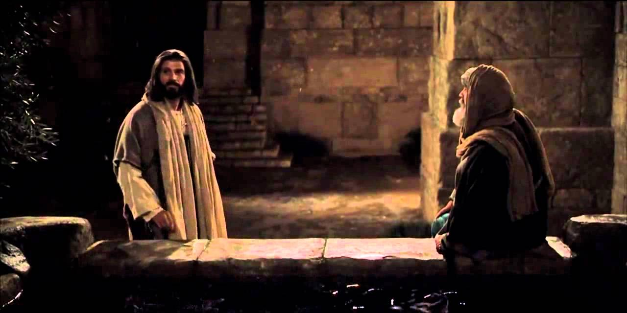 Jesus teaches nicodemus about being born again youtube
