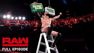 WWE Raw Full Episode, 4 June 2018