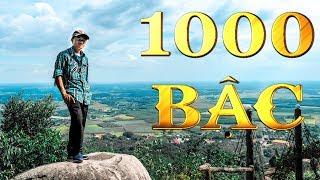 Challenge to climb 1000 stairs (Thử thách leo 1000 bậc thang, tham quan núi Bà Tây Ninh)