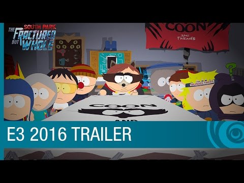 South Park: The Fractured But Whole Trailer – E3 2016 [US]