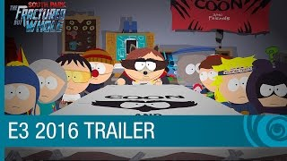 FREE TRIAL ALERT: Download a free trial on Xbox One or PS4! Link: http://ubi.li/yyh9a Cartman is determined to turn Coon and Friends into the biggest ...