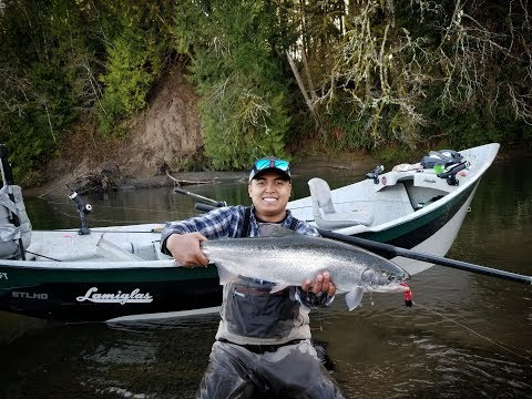 Fishing Washington Coast Steelhead