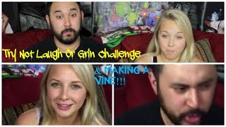TRY NOT TO LAUGH OR GRIN Ultimate Funny Vines Compilation 2016 Part 21 REACTION!!!