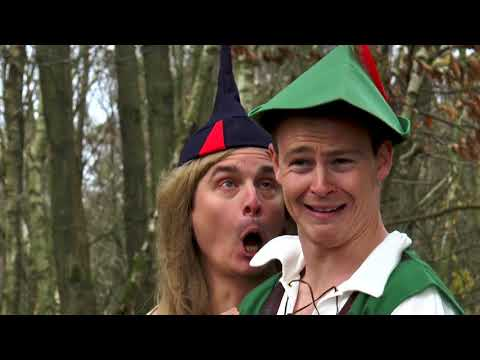 "Manor Theatre Groups  ""Robin Hood & the Babes in the Wood"" 2017"