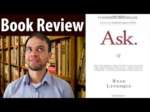 Ryan Levesque - The Ask Formula Book Review
