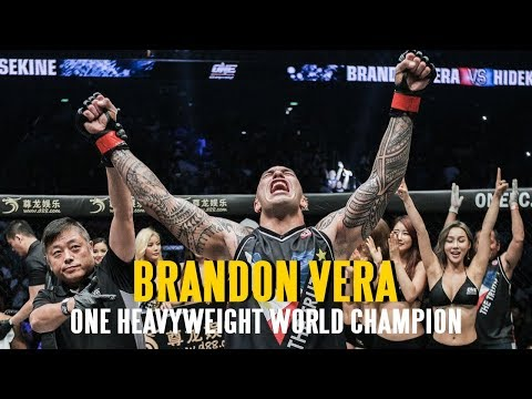 ONE Highlights | Brandon Vera's Explosive Finishes