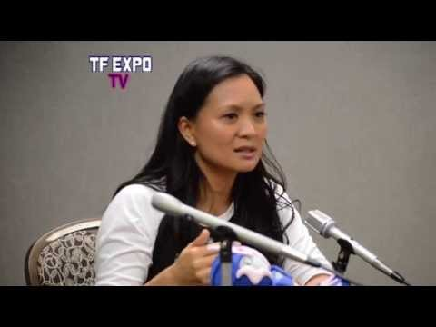 Sumalee Montano at TFExpo 2014  Part 1