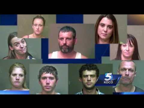Massive Oklahoma City Drug Ring With Ties To Irish Mob Taken Down, Police Say