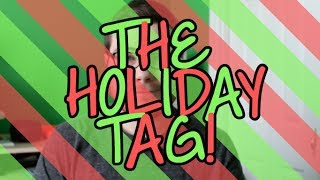 The Holiday Tag! Thumbnail