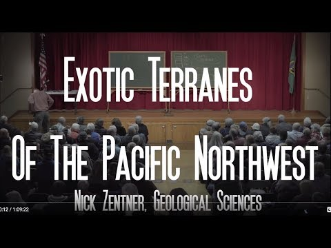 Exotic Terranes of the Pacific Northwest