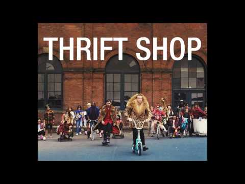 Macklemore  Thrift Shop CLEAN Download, HQ