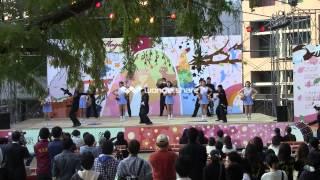 大阪市立大学応援団 - 応援歌メドレー 2013