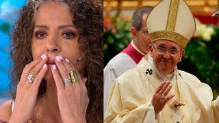 Me temblaba todo el cuerpo, Patricia Sosa contó el día que cantó para el Papa en el Vaticano YouTube Videos