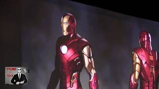 MARVEL GAMES: IRON MAN VR | Comic Con 2019 Full Panel