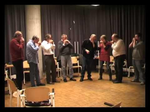 Mundharmonika-Anfängerkurs VHS Stuttgart (kurz)