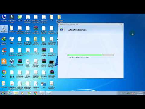 Hướng Dẫn Cài Đặt Microsoft Office 2007 - Mặt Định Font Chữ Trong Word