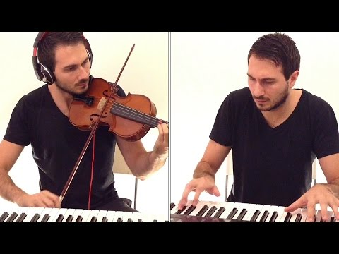 Mike Perry ft. Casso - Inside The Lines (Piano/Strings Creative Cover )