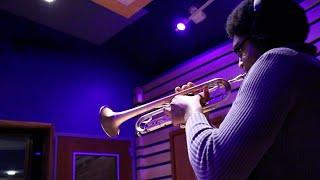 Download Video Bessie and Bartok - jazz trumpet and string quartet MP3 3GP MP4