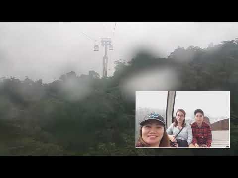 M'aokong Taipei taiwan cable car 11082017