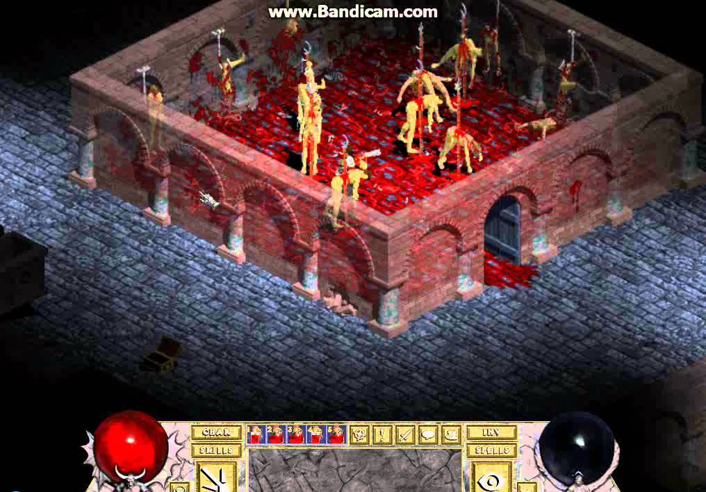Butchers Kitchen 1 For 1 : Faith part #01 diablo1 butcher room - YouTube