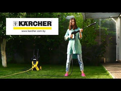 Обзор использования минимойки Karcher K 5 (K 5 Car)