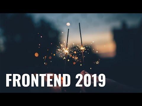Frontend 2019 – co warto poznać? ⌨️ hello roman #35