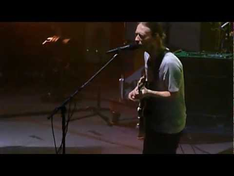 Radiohead Packt Like Sardines In a Crushed Tin Box Live - HQ