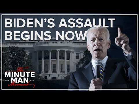 This is Biden's Four-Part Plan to DESTROY the 2A | MMM Ep. #4