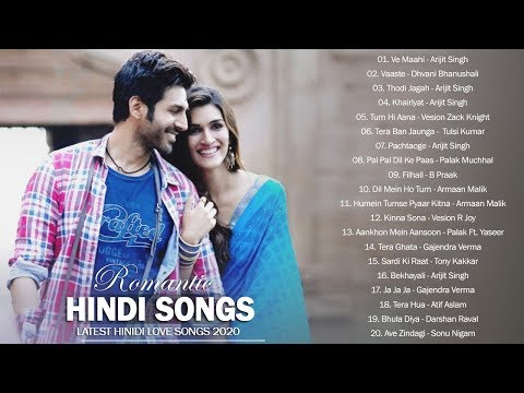 Hindi Heart Touching Songs 2020  Latest Hindi Songs 2020 New Bollywood Songs 2020 February Live24/7