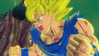 Dragon Ball Xenoverse (PC): Ultimate Tenkaichi Texture Shading  [MOD]【60FPS 1080P】