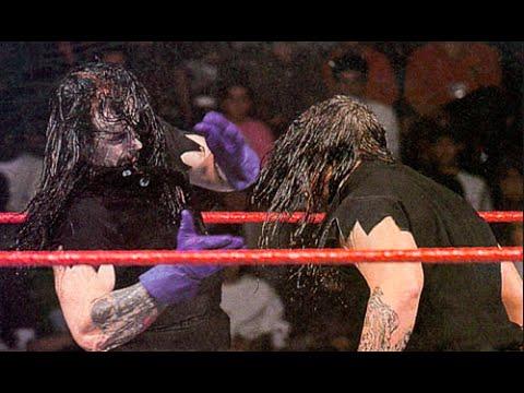 Undertaker vs Undertaker WWF SUMMERSLAM 1994 - YouTube